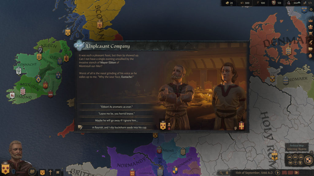 Crusader Kings III Screenshot 3