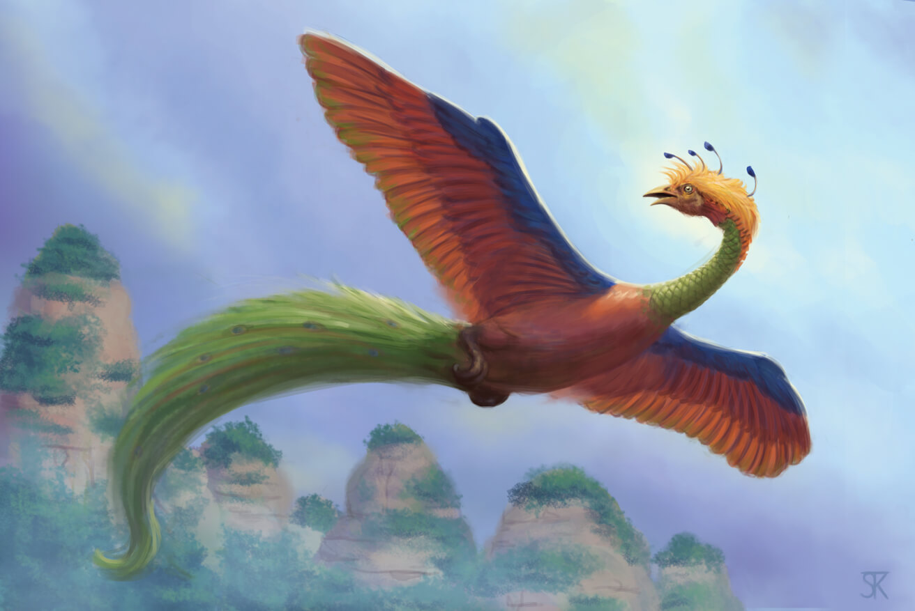 Ho-Oh Fenghuang 01
