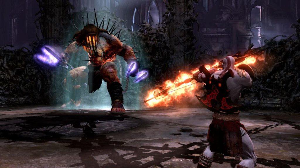 Hades God of War Game 001
