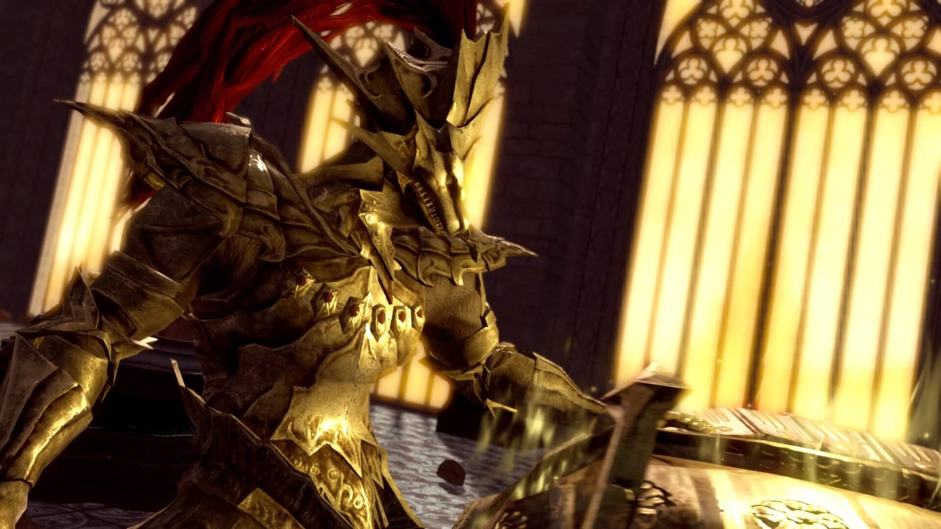 Ornstein e Smough Dark Souls 02