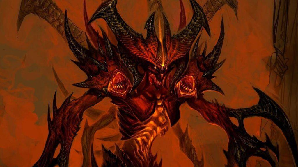 Prime Evil Diablo Tathamet
