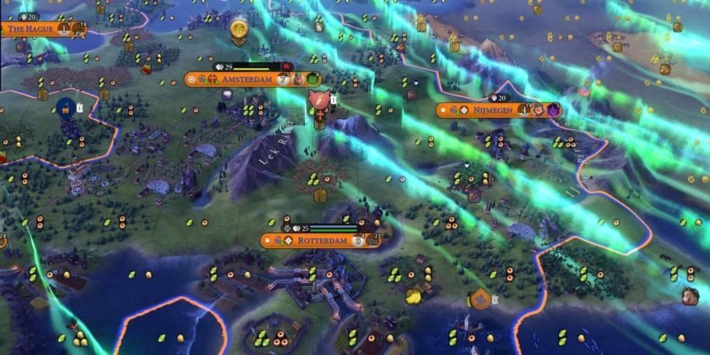 Civilization VI Apocalipse Modo 001