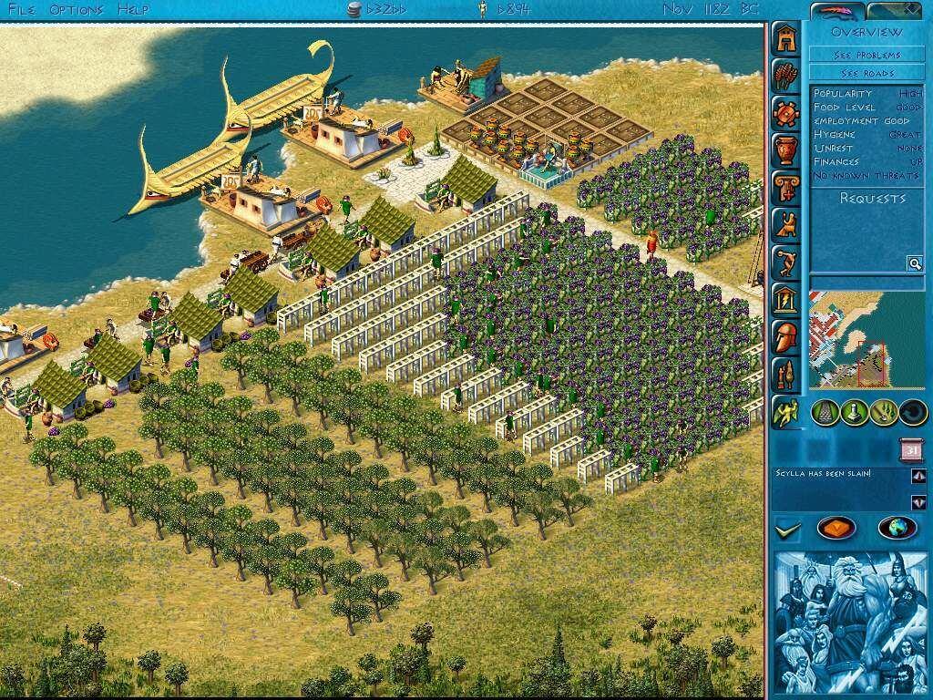 Zeus Master Of Olympus Análise Game Steam PC 02