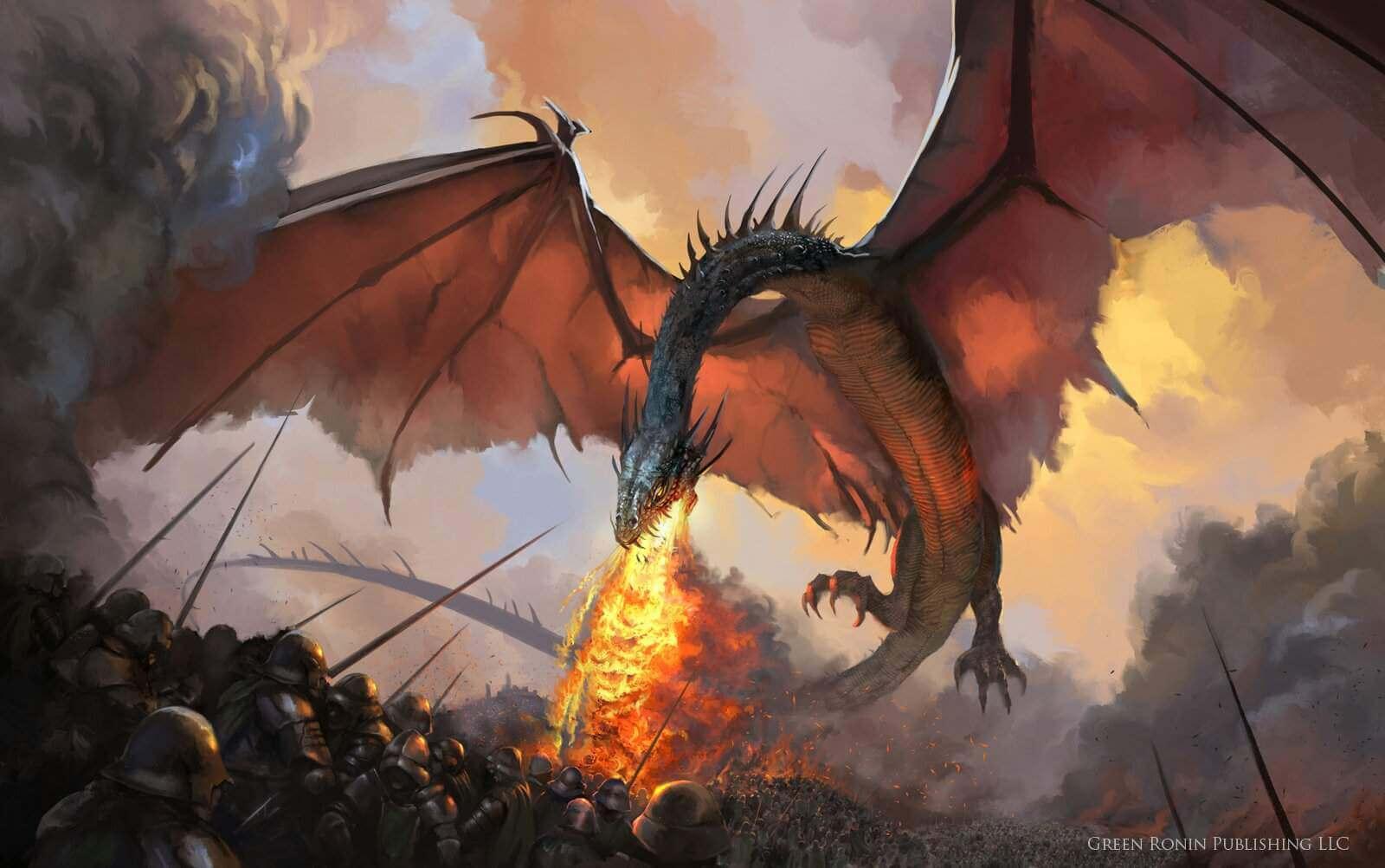 Harrenhal Game of Thrones Balerion Aegon 004