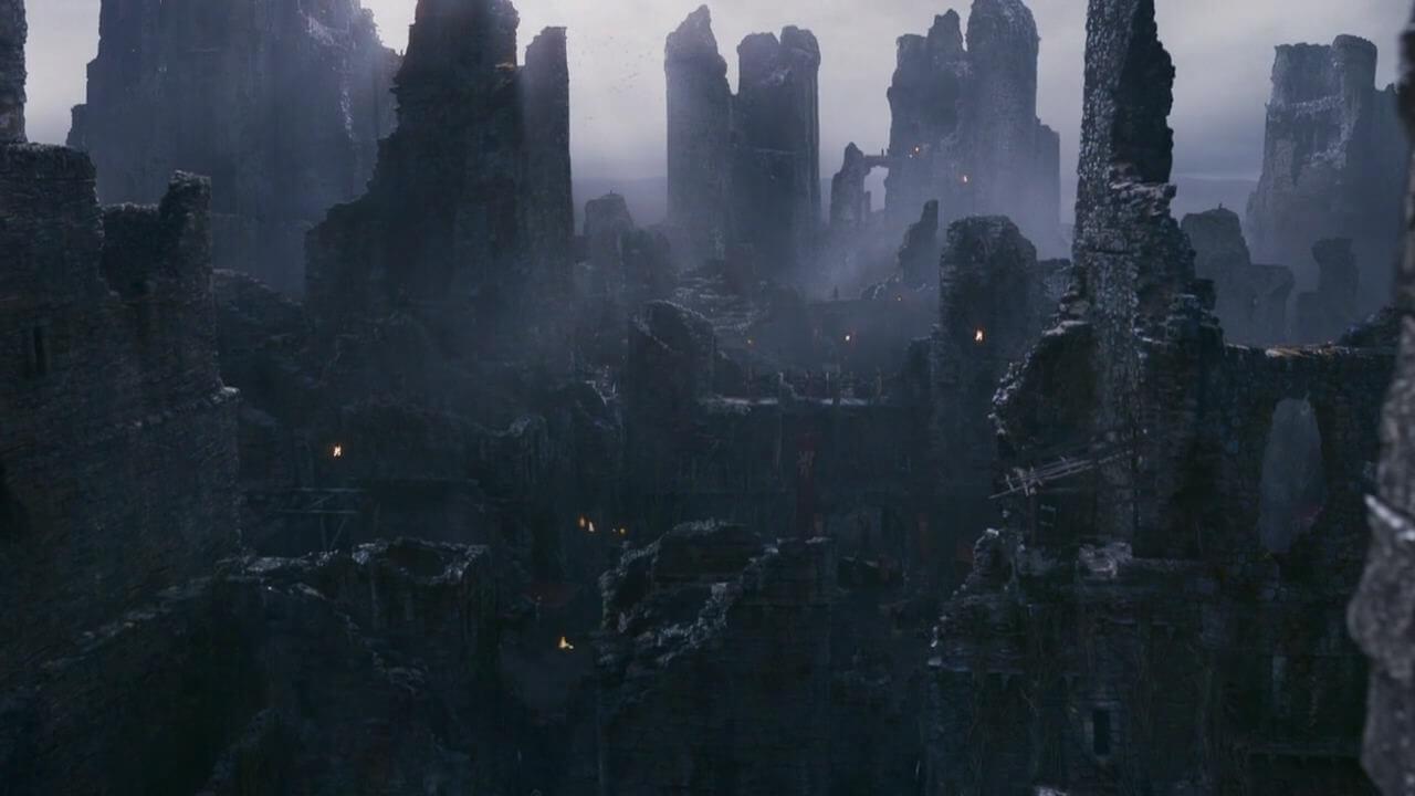 Harrenhal Game of Thrones Balerion Aegon