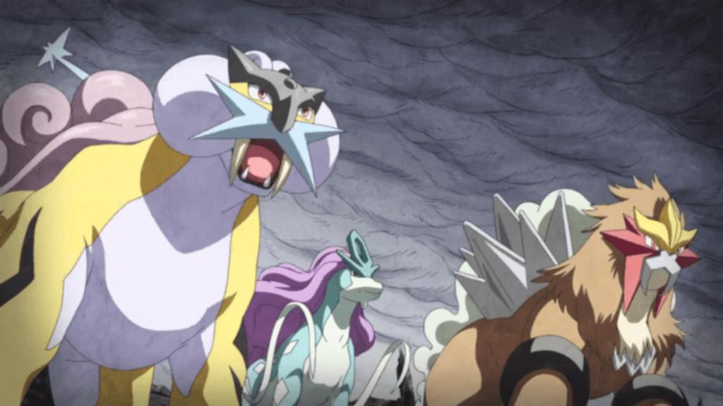 Torre Queimada Lendas do Mundo Pokémon Caes Lendarios
