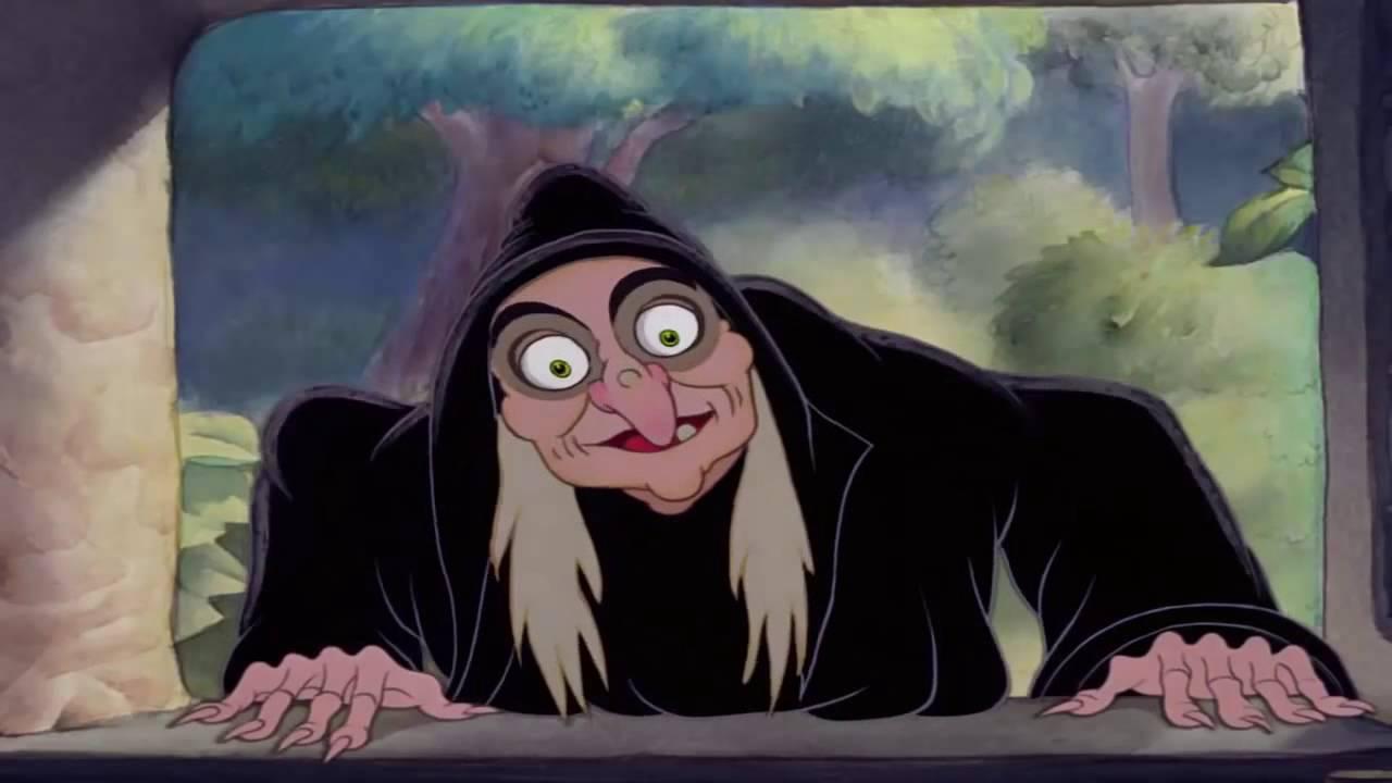Branca de Neve e os Sete Anoes Disney Filme Grimm Curiosidade 006