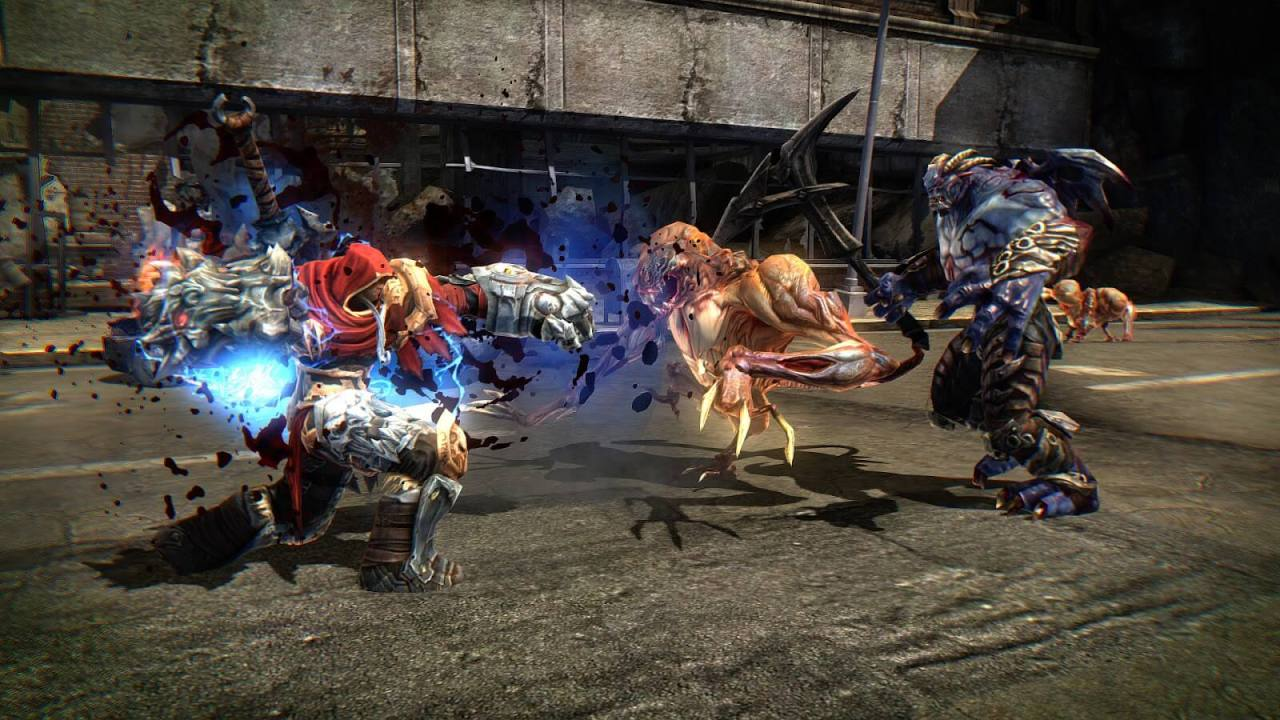 Darksiders Warmastered Edition Analise PC Game THQ 003