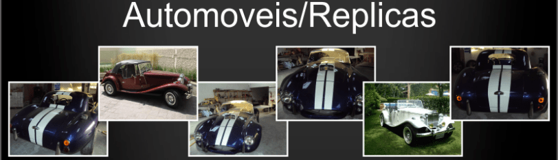 Automoveis/Replicas