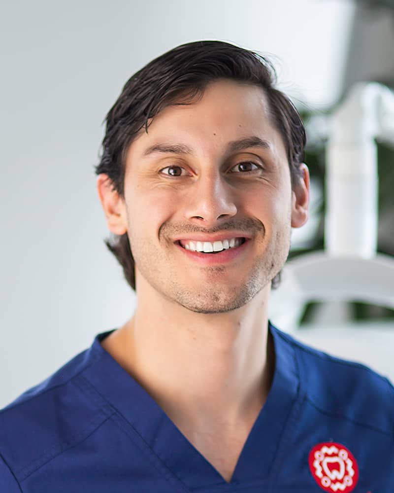 Dr. Rodrigo Guerra of Guatemala Dental Team - Dental Surgeon