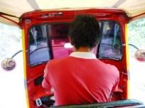 reliable tuk tuk driver