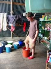 Guatemalan-Swiss washing machine
