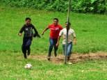 Wellie football