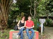 our bottlebrick bench