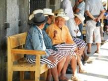 typical dress in Santiago Atitlan