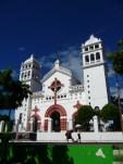 church in Juayua
