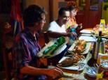 dinner at Vecchia Toscana