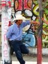 cowboy in Esteli