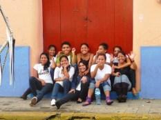 girls in Leon