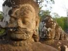 heads at Angkor Thom