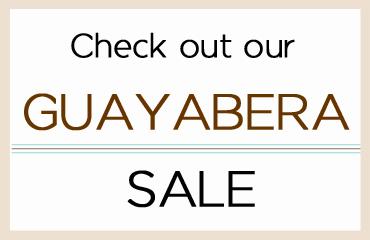 Guayabera sale