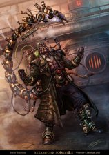 steampunk_scorpion_by_gyorkland-d4bps8b