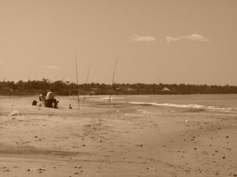 Playa - Foto enviada por Sebastián.