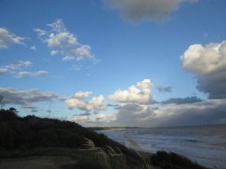 Playa de otoño - Fotos por José Luis