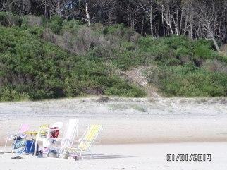 Playa Enero - Fotos por Adriana