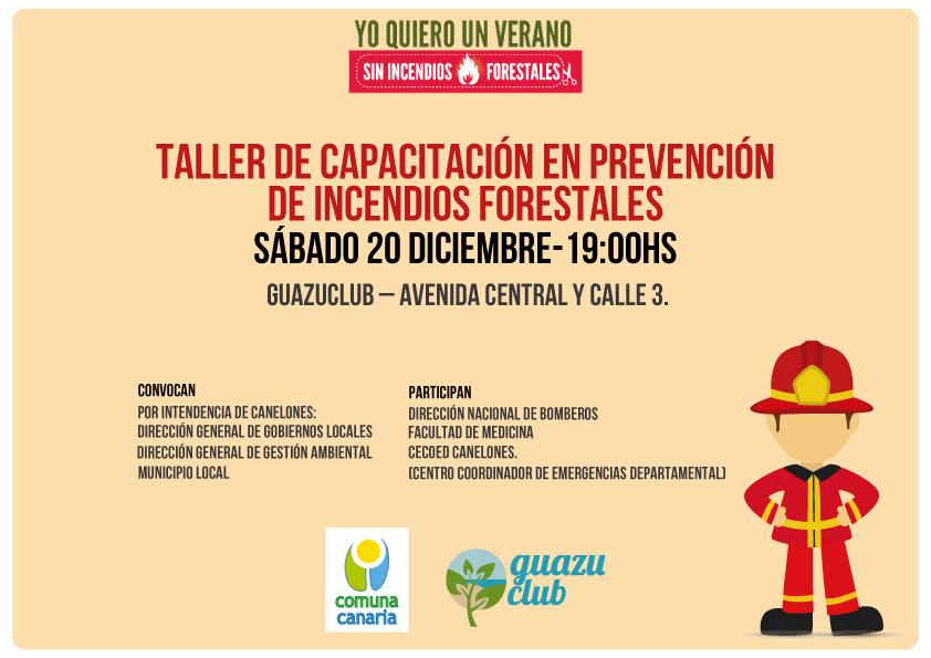 Prevención de Incendios 2014