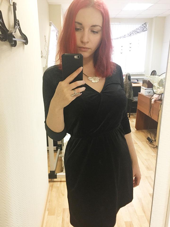 Новый год, образ, наряд, черное платье, стилист, тренды, стиль, праздник
