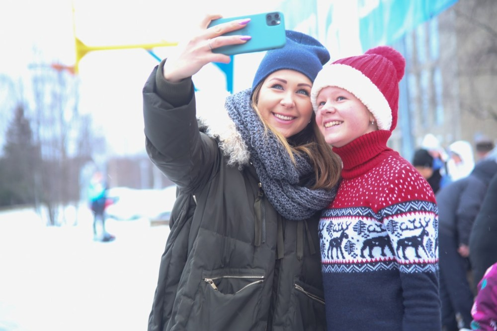 каток, петрозаводск, губернаторский парк, тгк, дети на катке, 2020, фото