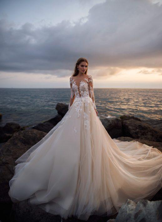 свадебное платье, стильное, белое, ле рина, le rina, петрозаводск, студия, купить, дзержинского