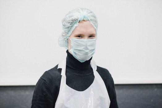 Волонтеры. Фото: Мария Смирнова (Губерния Daily)