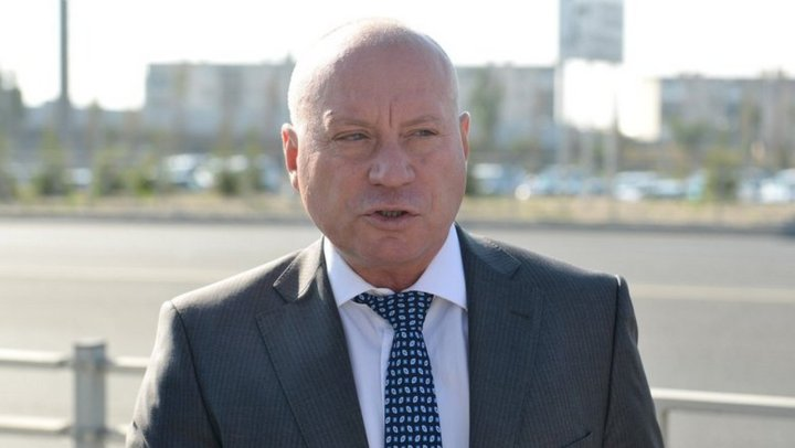 Виталий Лихачев, мэр