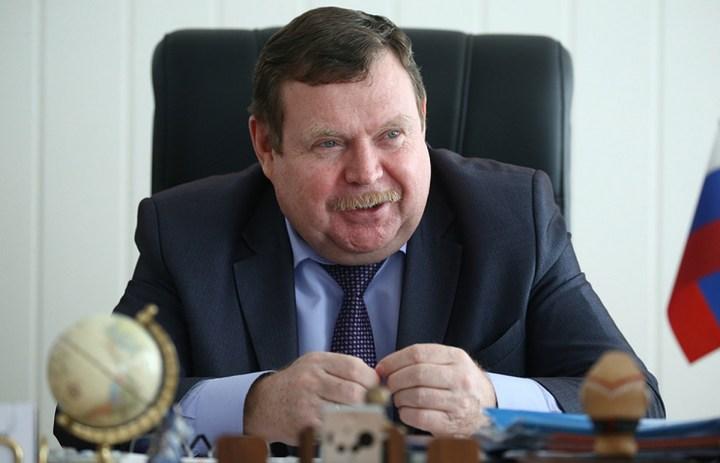 Александр Шувалов, мэр