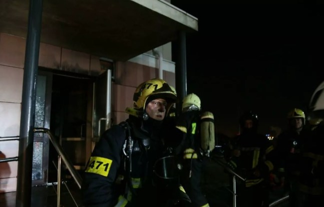 пожар 7