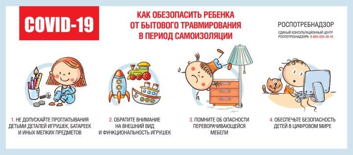 роспотребнадзор, коронавирус, дети