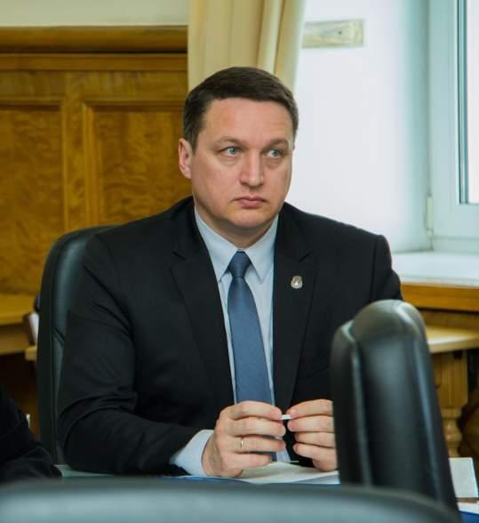 Сергей Седлецкий. Фото: karelia-sz.ru