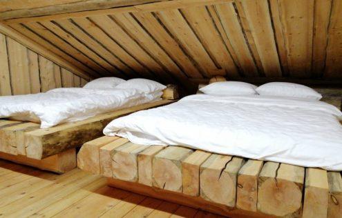 спальня, коттедж, карелия, забронировать, арендовать, аренда, туризм, дом в карелии, снять, на выходные, для компании, рускеала, сямозеро, карелия онлайн, едем в карелию