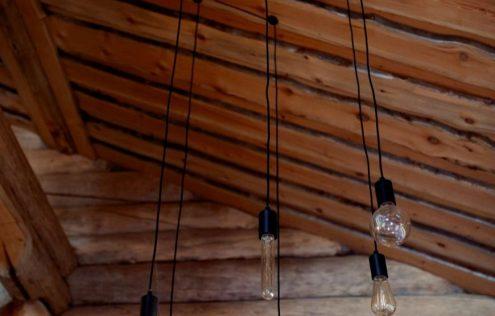 лампа паук, в интерьере, коттедж, карелия, забронировать, арендовать, аренда, туризм, дом в карелии, снять, на выходные, для компании, рускеала, сямозеро, карелия онлайн, едем в карелию