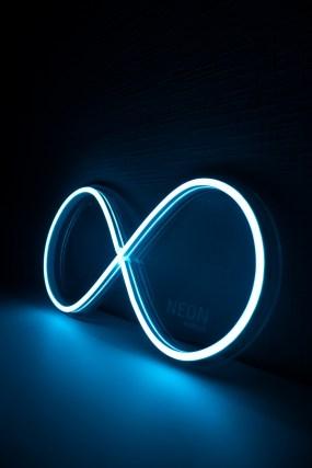 знак бесконечность, неон карелия, неон, петрозаводск, заказать неоновую лампу, неоновая вывеска, доставка, карелия, neon karelia, идеи
