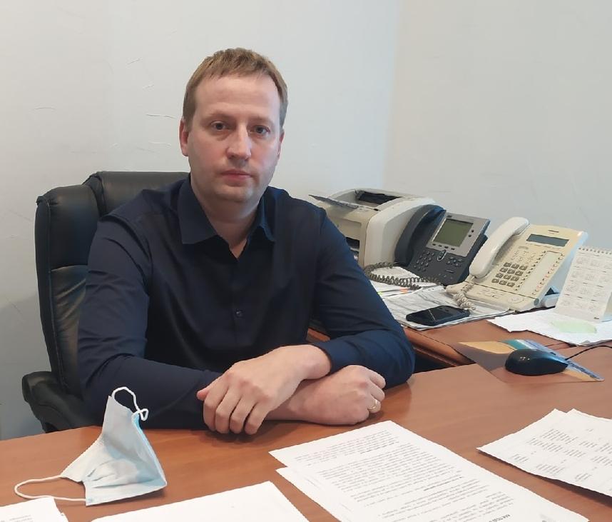 Карельского Росреестра Владимир Викторович Карвонен