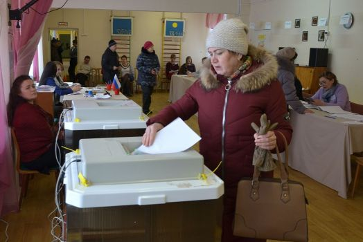 Выборы в Сортавале. Фото: рк-сортавала.рф