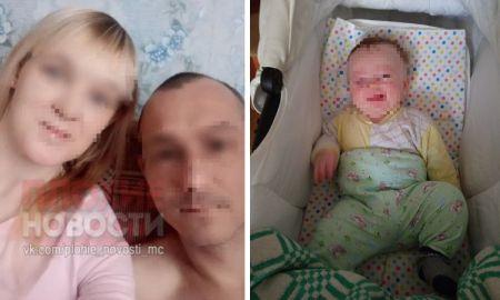 младенец, Петрозаводск, избили