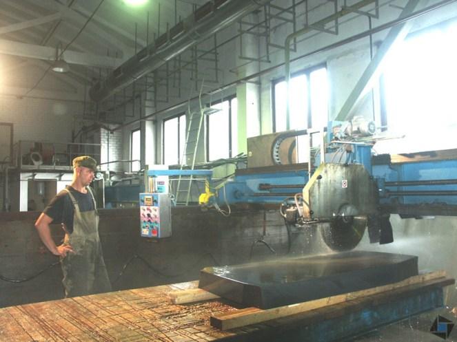 Кондопожский камнеобрабатывающий завод. Фото: kondmus.karelia.ru
