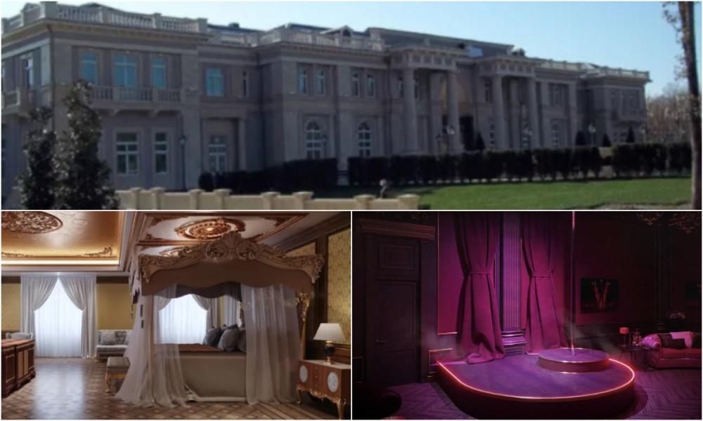 резиденция Путина