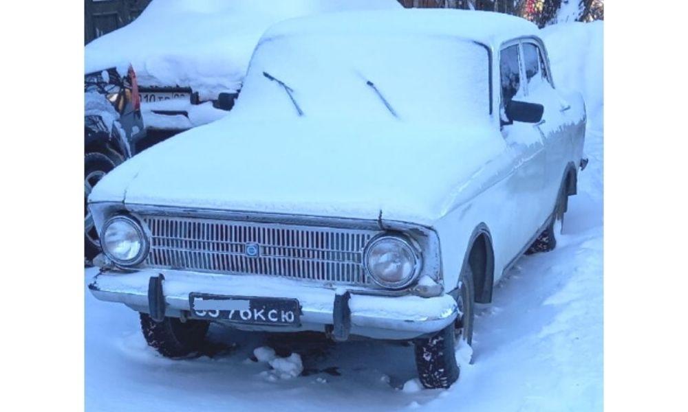 москвич машина