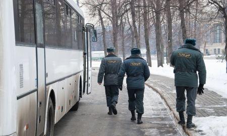 полиция зима