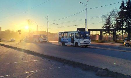 маршрутка Петрозаводска
